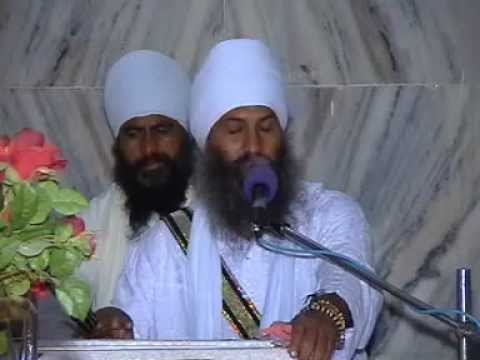 Sant Baba Saroop Singh Ji Chandigarh (g. Santsar Sahib Wale)  - 18 Aug 2004 video