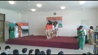 Salam India dance by jss