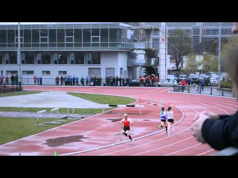 IUAA Track and Field Championships 2013: Womens 4 x 400m