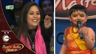 CUTEST KID EVER | Shubh Kulshreshtha | DID L'il Masters