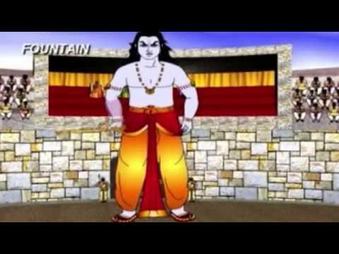 Krishna - Full Animated Movie - Hindi