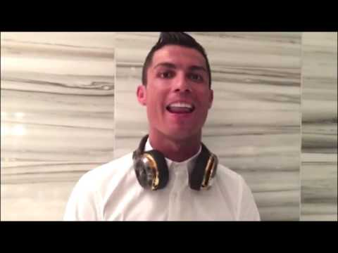 Cristiano Ronaldo ft RedOne Dont You Need Somebody