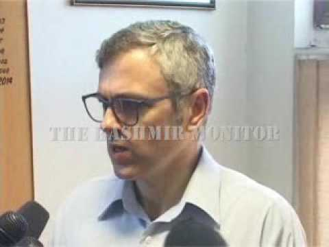Incidents like Jammu  worrying:Omar Abdullah