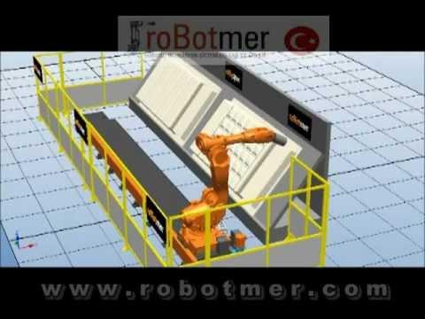 Boya Robot Simülasyonu 6