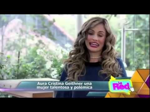 Aura Cristina Geithner, la mujer que no cree en el matrimonio