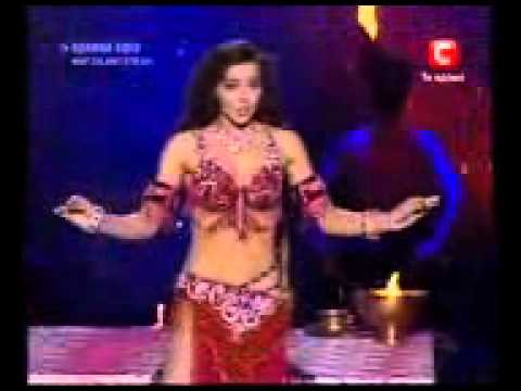 New Video Of Arabian Belly Dancer.mp4 video