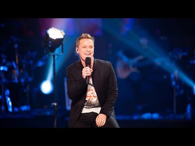 Luke Kennedy Sings Freedom 90: The Voice Australia Season 2