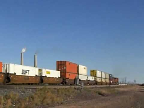 GEVO 7278 east at Joseph City, AZ