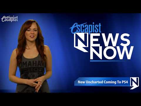 UNCHARTED PS4 IN DEVELOPMENT (Escapist News Now)
