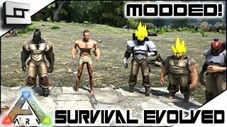 MODDED ARK: Survival Evolved - ARK MODS TIME! Ep 1 ( Gameplay )
