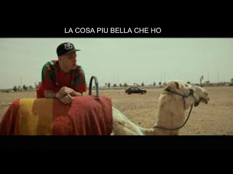 Clementino- La Cosa Piu Bella Che Ho (Lyric Video)