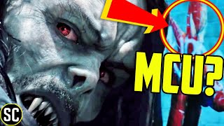 "Morbius MCU Connection EXPLAINED + Sony's ""Evil Avengers"" and Surprise Spider-Man Cameo"