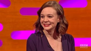 Carey Mulligan Gets Yelled at on Stage - The Graham Norton Show