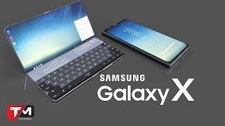 Samsung Galaxy X không như tưởng tượng?