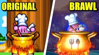 Super Smash Bros. Brawl - Origin of All Final Smashes