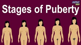 MALAYALAM: What are the Stages of Puberty in Girls?