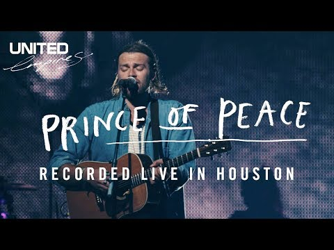 PRINCE OF PEACE - Hillsong UNITED live in Houston