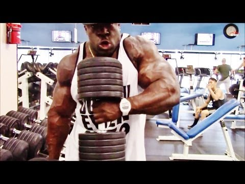 MONSTER: Back & Biceps Workout | Kali Muscle