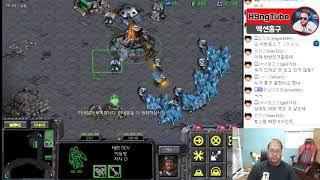 스타1 StarCraft Remastered 1:1 (FPVOD) Larva 임홍규 (T) vs angle (P) Circuit Breakers 써킷브레이커