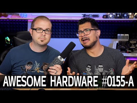 Awesome Hardware #0155-A: New Spec for VR, 9th Gen Core SOON, Prime Day Fail