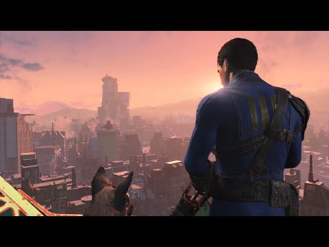 Fallout 4 – Gameplay Exploration (PEGI)