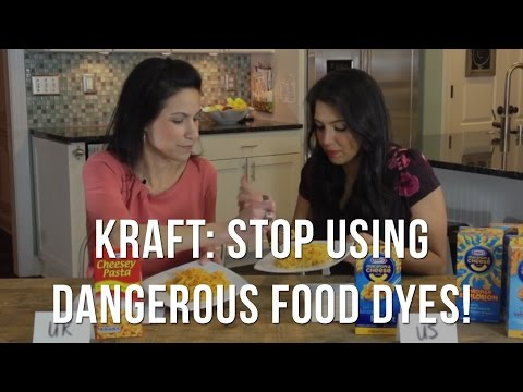 Tell Kraft To Stop Using Dangerous Food Dyes in Our Mac & Cheese