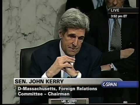 Kerry Compares Situation in Afghanistan to Vietnam