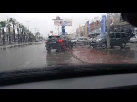 Rainy day in Torrevieja