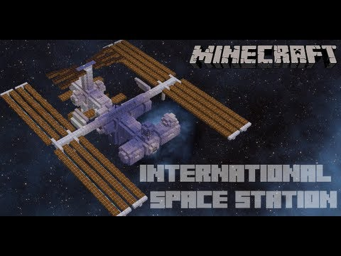 Minecraft | International Space Station | ISS