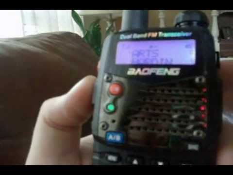 Baofeng UV-5RA+ VHF/UHF Radio Review