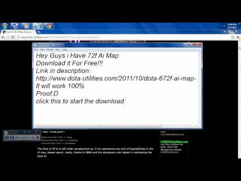 Dota New Maps Free Download(HD)