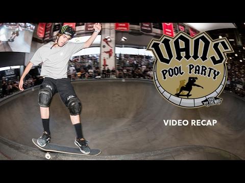 Vans Pool Party 2017