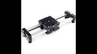 Edelkrone Slider Plus V2 Small İnceleme / Review