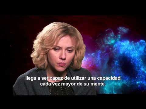 LUCY - Entrevista a Scarlett Johansson