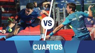 Resumen cuartos de final Valladolid Open (Maxi/Sanyo vs Capra/Moyano) | World Padel Tour