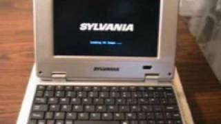 $99 CVS Sylvania Netbook Computer - REVIEW!!