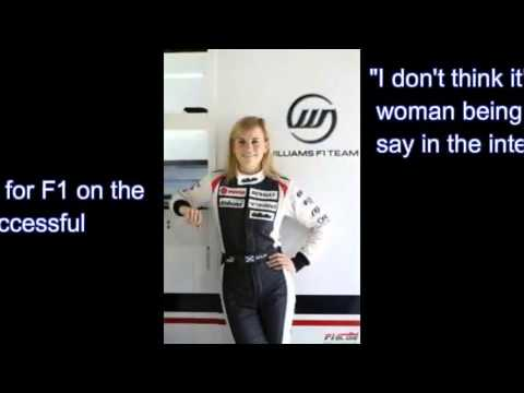 Formula 1 HIGHLIGHTS:Bernie Ecclestone wrong about women in Formula 1 - Susie Wolff