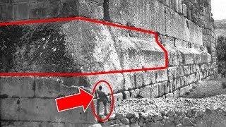 Ancient Rome Did Not Build THIS - Massive Stone Blocks & Lost Ancient Civilizations - Baalbek