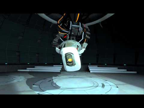 Portal 2 Ending (Complete Cinematic Ending including credits) 720p