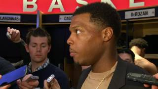 Raptors Post-Game: Kyle Lowry - February 24, 2017
