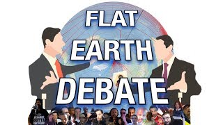 Flat Earth Debate 614 LIVE Reds Rhetoric Blink Test Debunked