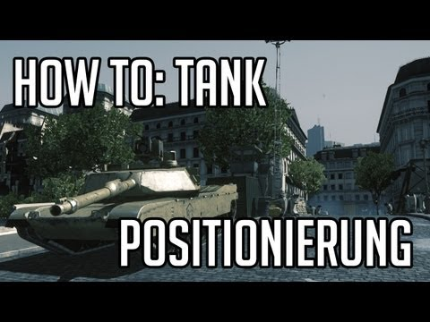 Battlefield 3 - Tank Positionierung [HD] [german]
