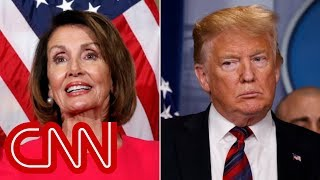 Trump meets his match: Nancy Pelosi