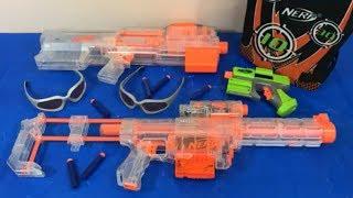 Box of Toys Toy Guns NERF Guns Toy Weapons Nerf War