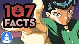 107 Yu Yu Hakusho Anime Facts YOU Should Know - 107 Anime Facts S2 E7 - Cartoon Hangover