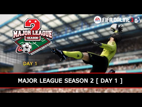 FIFA Online 3 : Major League 2014 SS2 Day 1