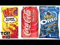 Top 10 Discontinued Food Items We Miss – Part 4