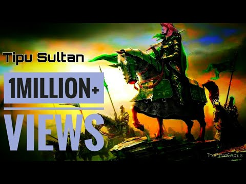 Tipu Sultan New Dj Song with Full Bass And New Hd Image's 2017 Must Watch