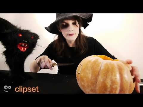 Como hacer una calabaza de Halloween geek #Halloween #geek pumpkin Brico Videorama