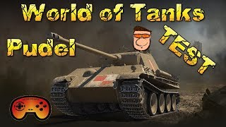 Pudel angespielt - World of Tanks - Gameplay - Deutsch/German - Pudel angespielt